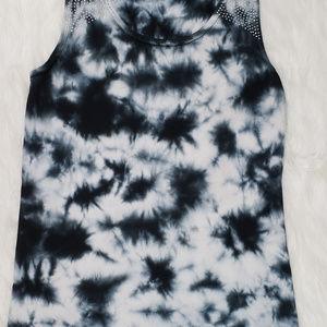 Calvin Klein Tie Dye Tank Top Large